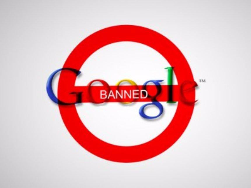 Блокировка Google в России: как это было