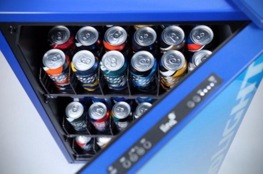 Создан «умный» холодильник для пивоманов