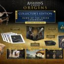 Ubisoft Montreal выпустила коллекционное издание Assassin's Creed: Origins