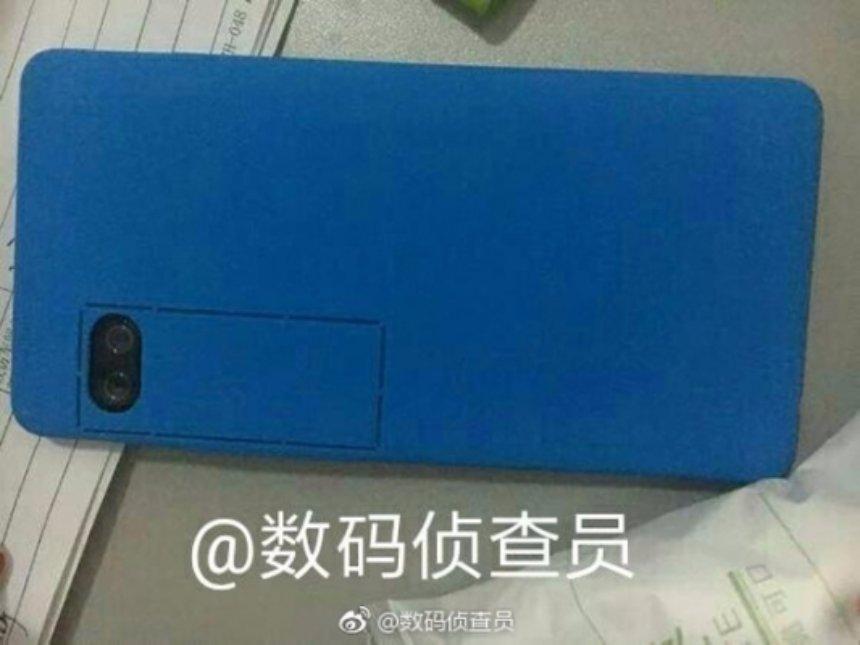 В Сеть просочились фото прототипа нового Meizu Pro 7