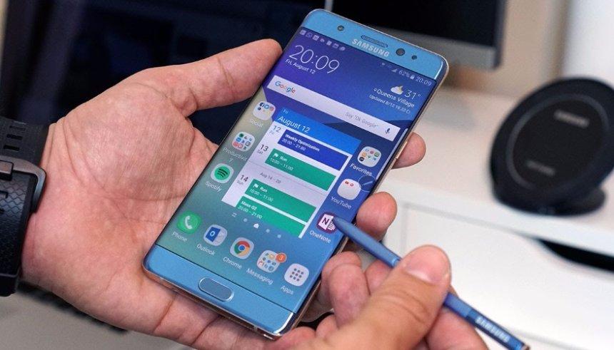 Рассекречена дата анонса нового Samsung Galaxy Note 8
