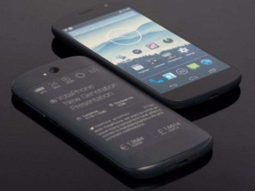 В Сеть «всплыли» характеристики нового YotaPhone 3