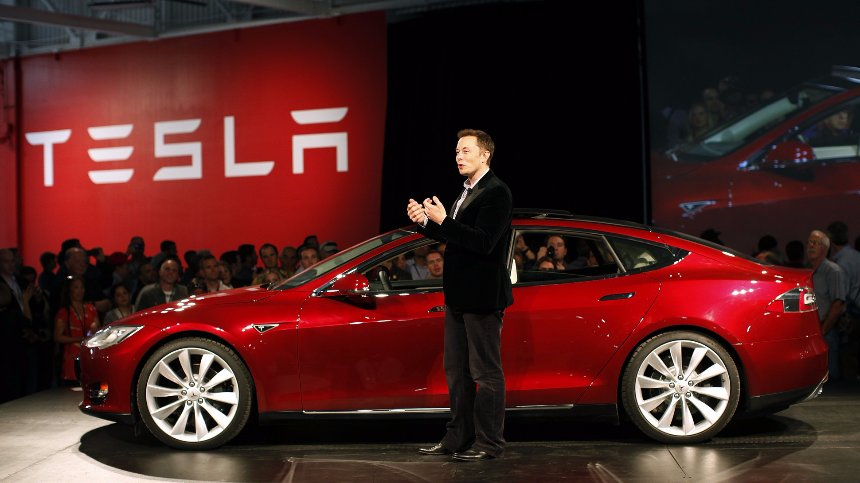 В Tesla работают над созданием своего музыкального сервиса