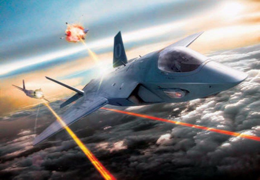 В Украине создают лазерное оружие
