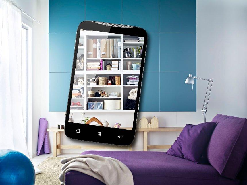 Apple совместно с IKEA запустят приложение для примерки мебели