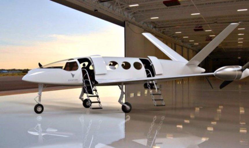Создан электросамолет, который может летать на дальние расстояния