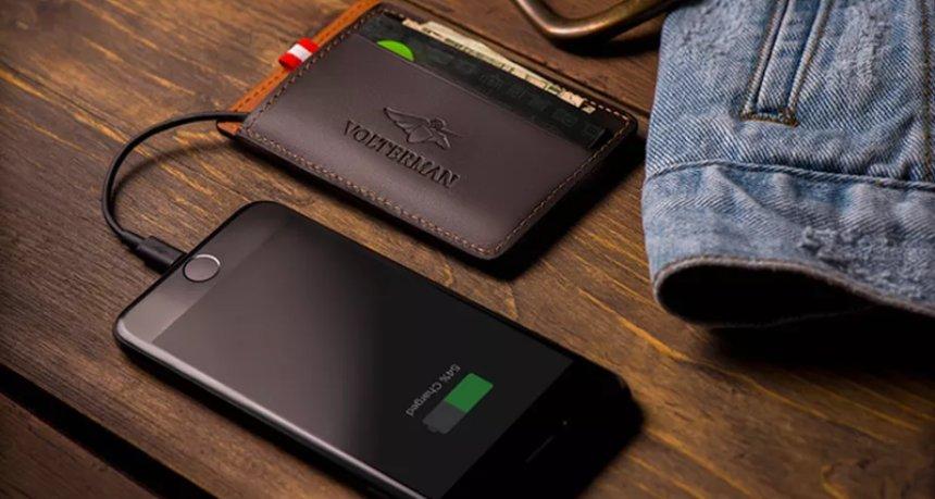 Создан кошелек, фотографирующий карманника