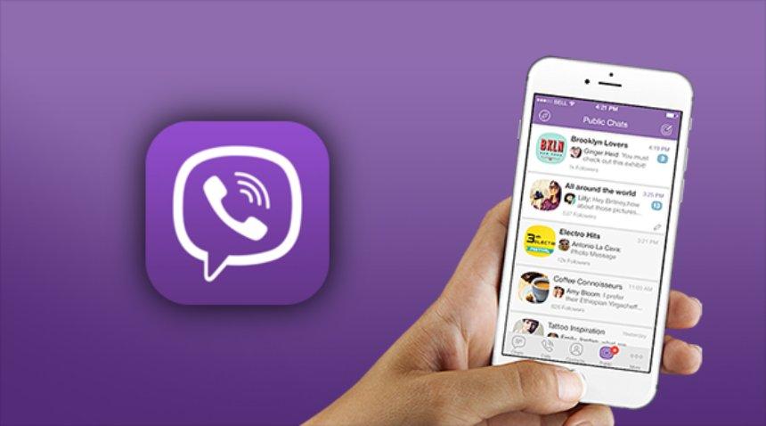 В Viber открылись новые функции