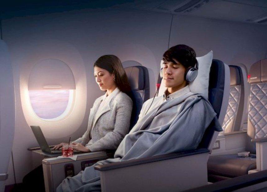 Wi-Fi появится к 2020 году в половине самолетов