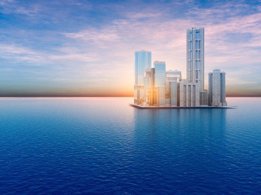 В Голландии начнут строить плавучие города