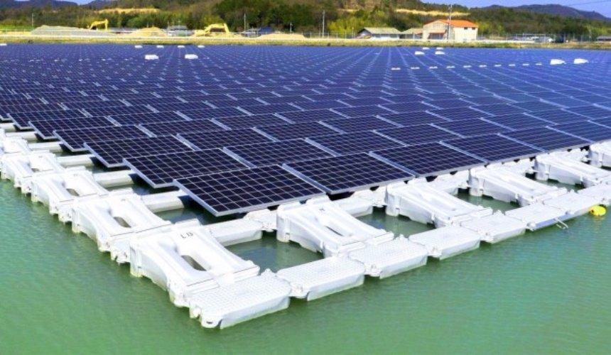 В Японии создали плавучую электростанцию высокой мощности, которой не страшны даже тайфуны