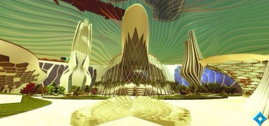 ОАЭ запланировали построить марсианский город