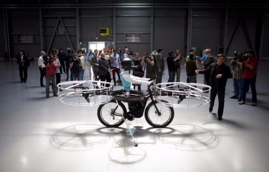 Американские ученые создали бесконечно работающий велосипед
