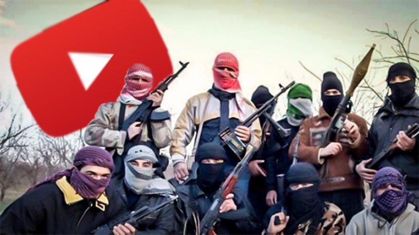 YouTube усилит контроль за террористической пропагандой