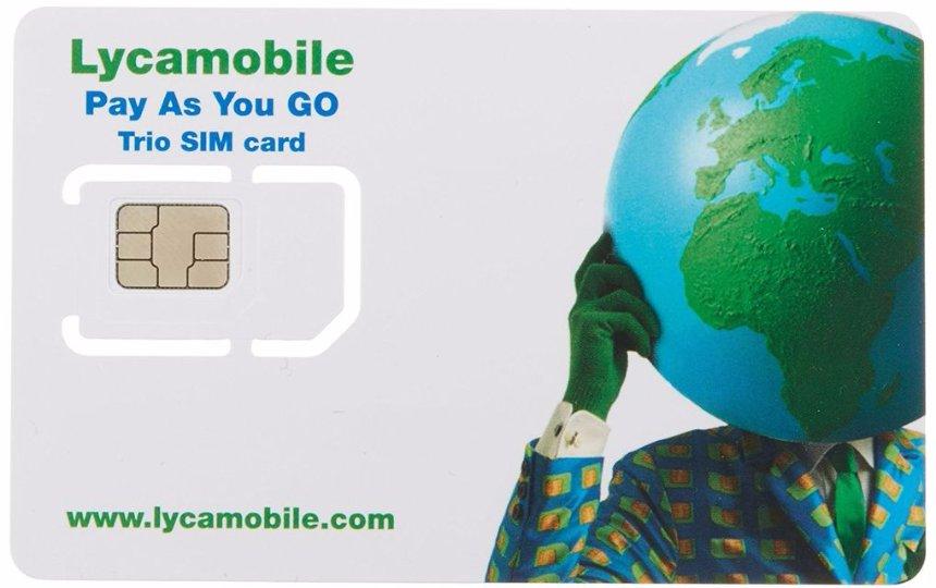 В Украине появится мобильный оператор Lycamobile