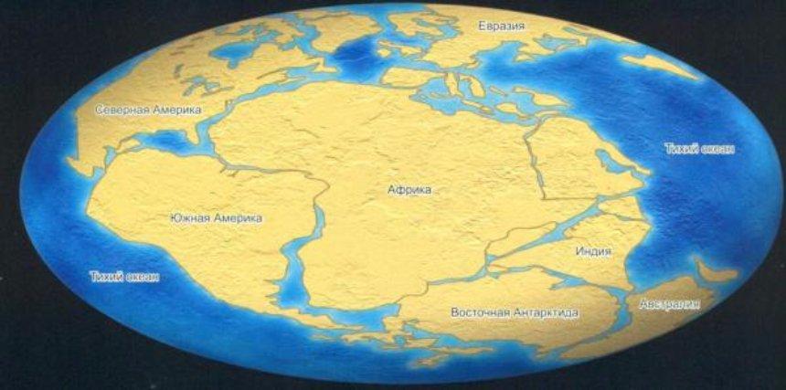 Ученые считают, что на Земле могут возникнуть новые суперконтиненты
