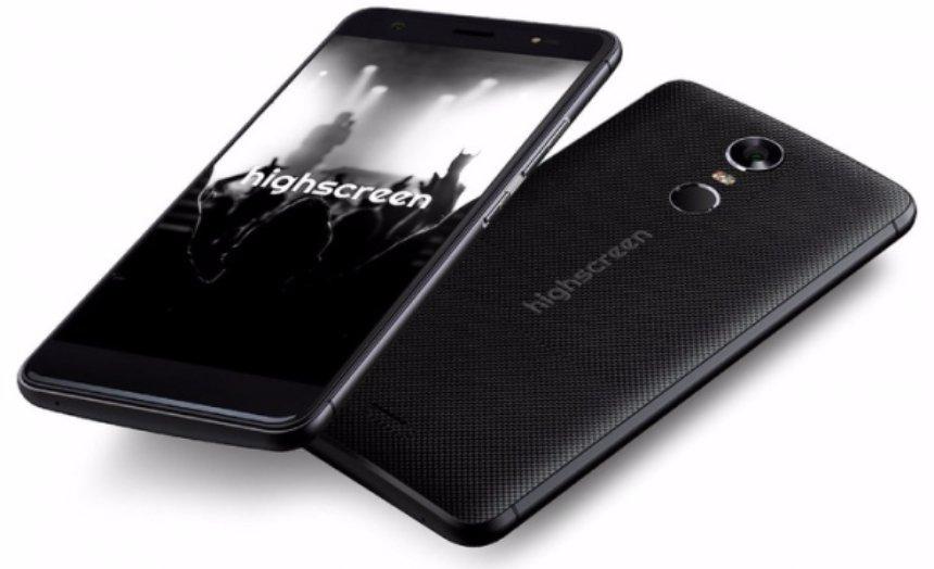 Highscreen анонсировала смартфоны Fest XL и XL Pro