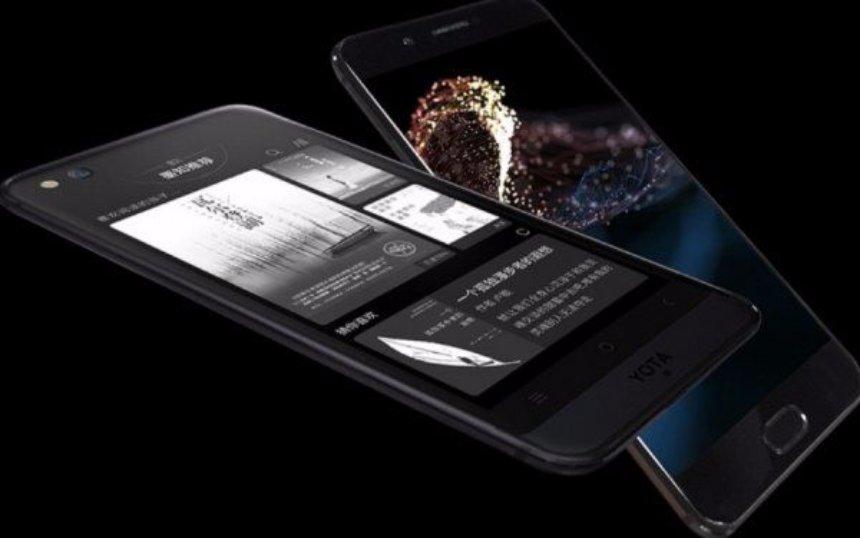 В Сеть слили фото нового смартфона YotaPhone 3