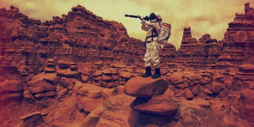 В НАСА пожаловались на нехватку средств, чтобы полететь на Марс