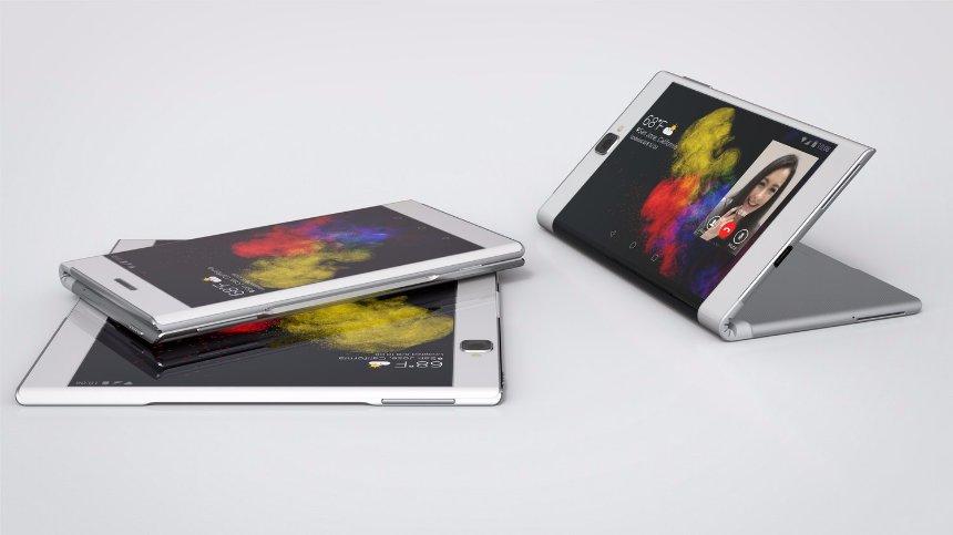 Lenovo представила планшет-трансформер
