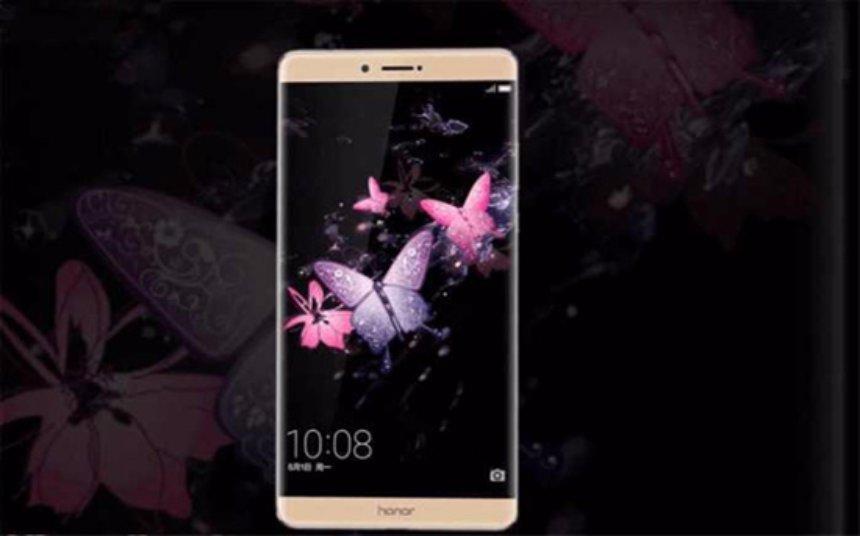 Фотошпионы засняли новый планшетофон Honor Note 9