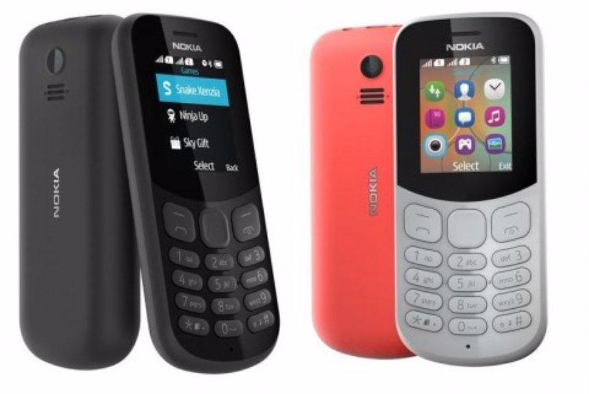 Nokia выпустила копеечные телефоны