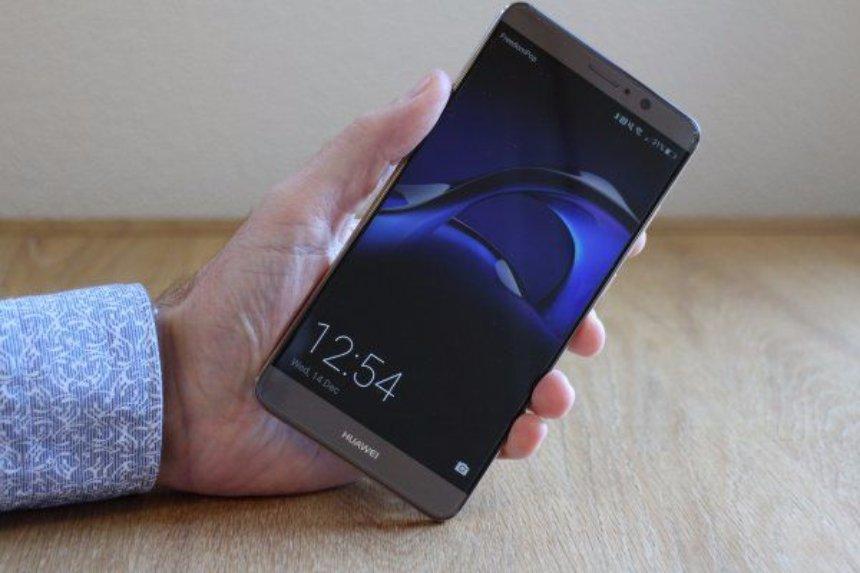 Стала известна дата выхода нового Huawei Mate 10