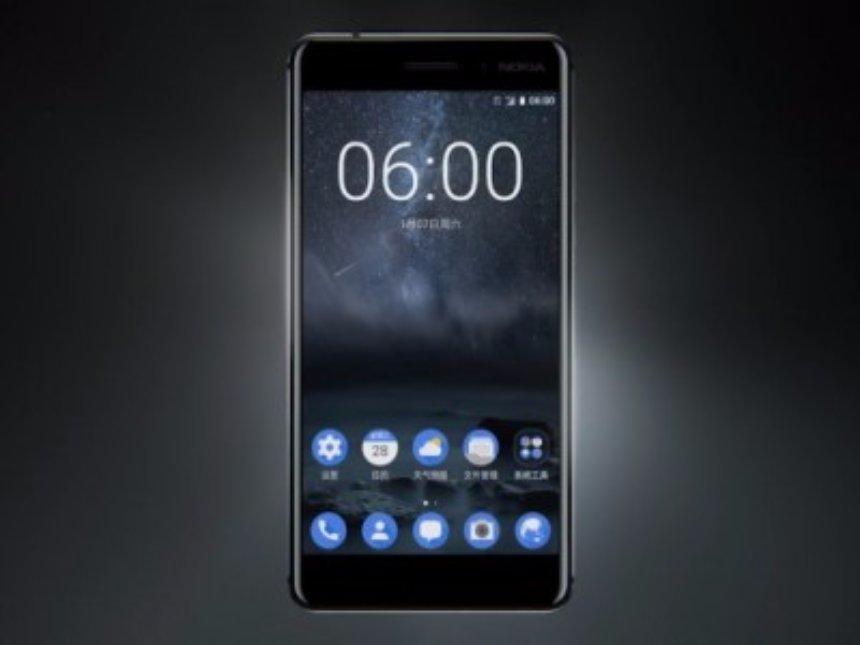 В Сеть попали характеристики нового Nokia 8