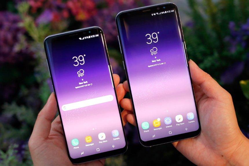Samsung выпустит мини-версию Galaxy S8