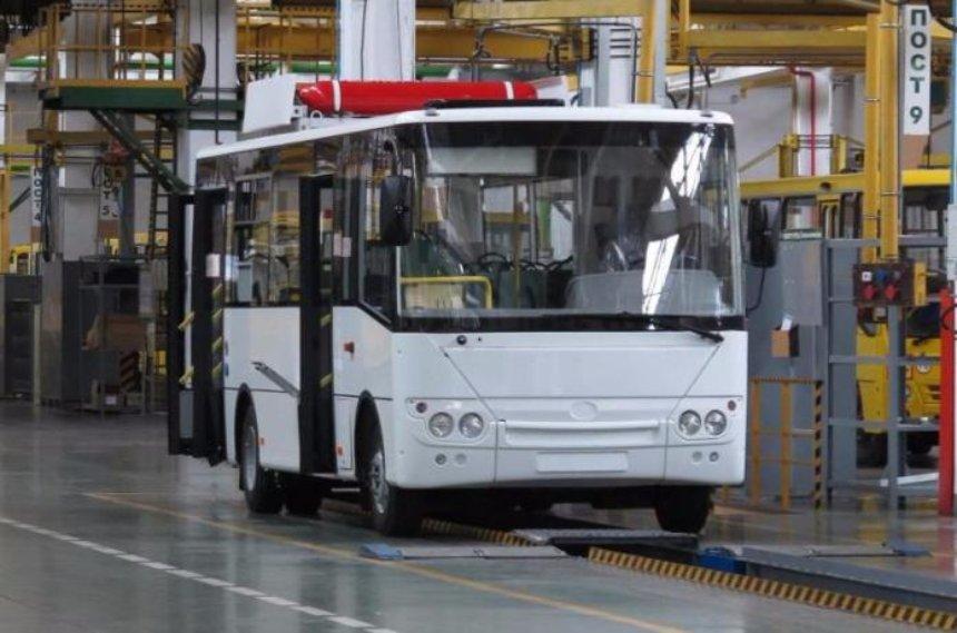 В Украине появятся новые автобусы на метане