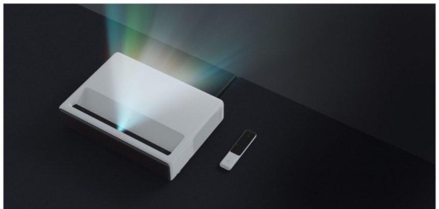 В Xiaomi представили лазерный домашний кинотеатр