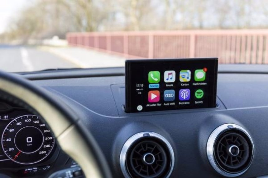 В Японии представили беспроводной Apple CarPlay