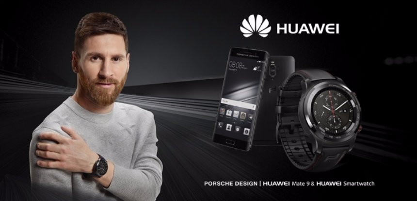 Появилась Porsche Design-версия смарт-часов  Huawei Watch 2