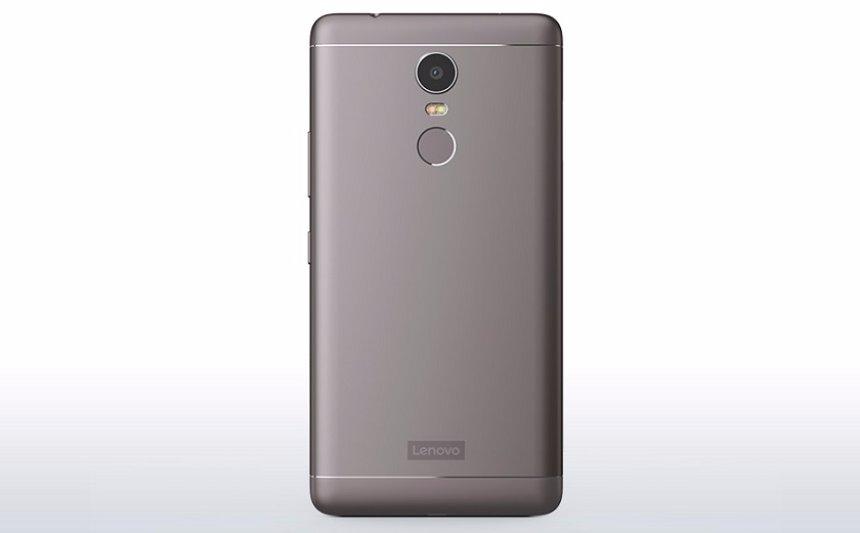 Появились первые данные о новом смартфоне Lenovo K8 Note