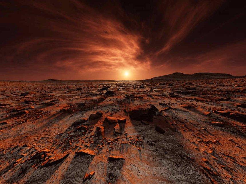 Надежды больше нет: на Марсе найдены опасные токсины, которые могут уничтожить жизнь