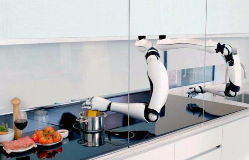 Создан робот-кулинар, который сделает все за вас