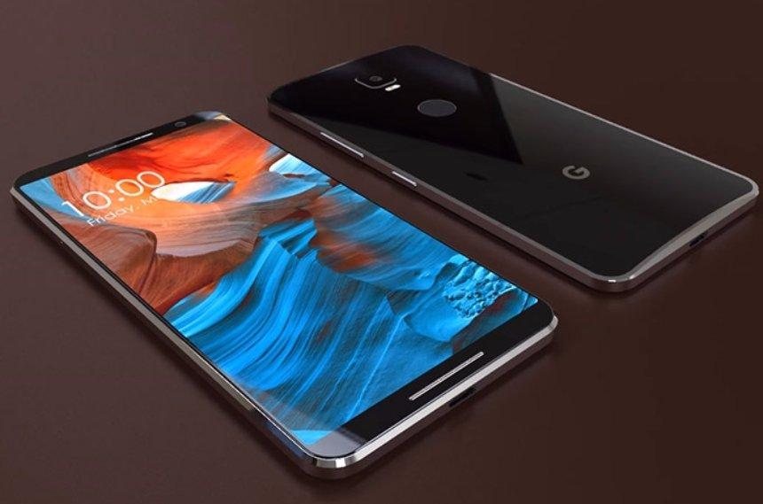 Появились рендеры готовящихся смартфонов Google Pixel 2 и Pixel XL 2