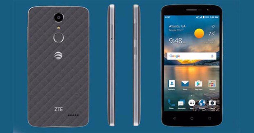 ZTE представила новый бюджетный смартфон