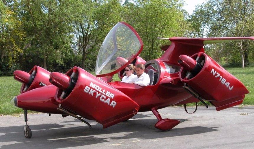 На eBay можно купить настоящий аэромобиль