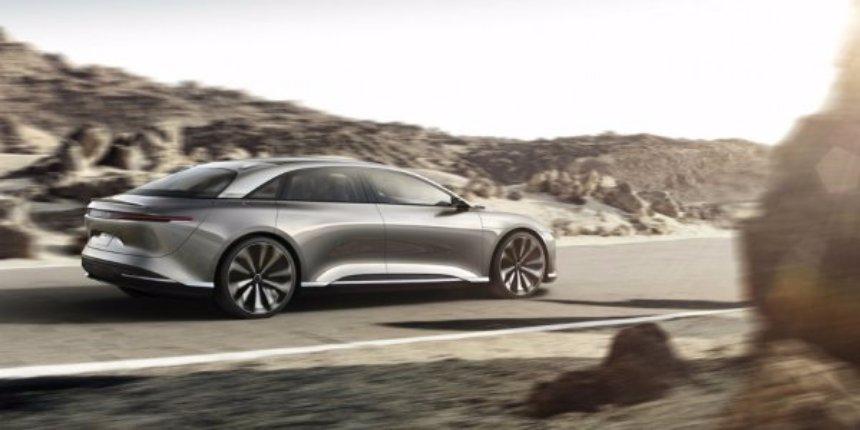 Конкурент Tesla побил рекорд скорости