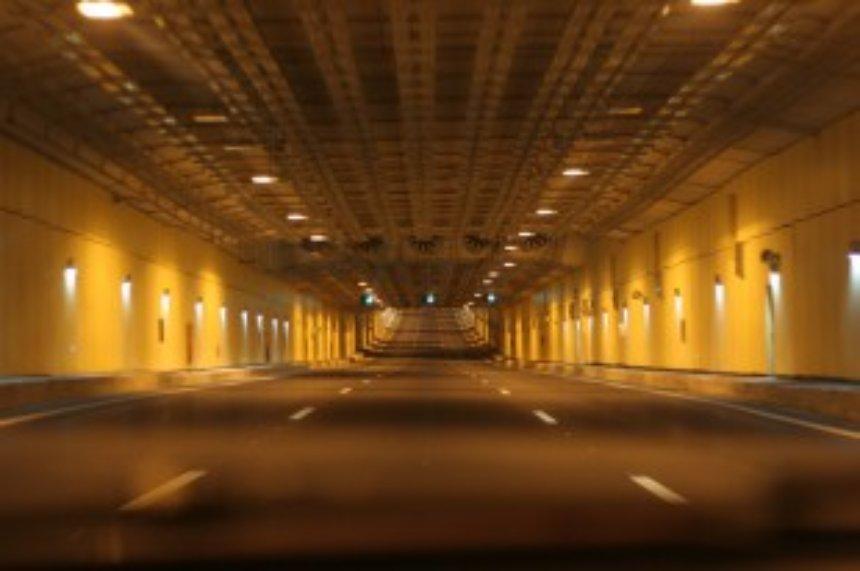 Завершено строительство самого длинного подводного тоннеля в мире