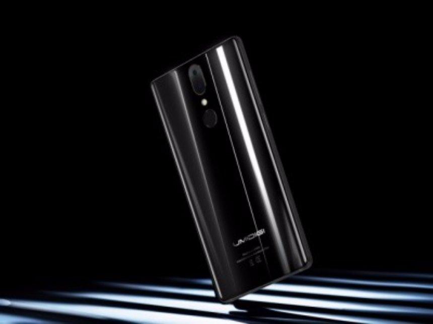 UMIDIGI выпустила новый безрамочный смартфон