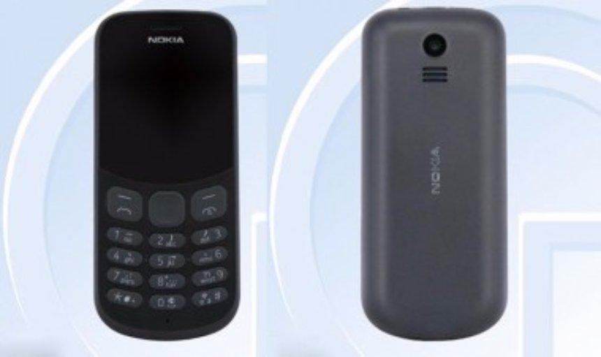В Nokia решили выпустить новый кнопочный телефон