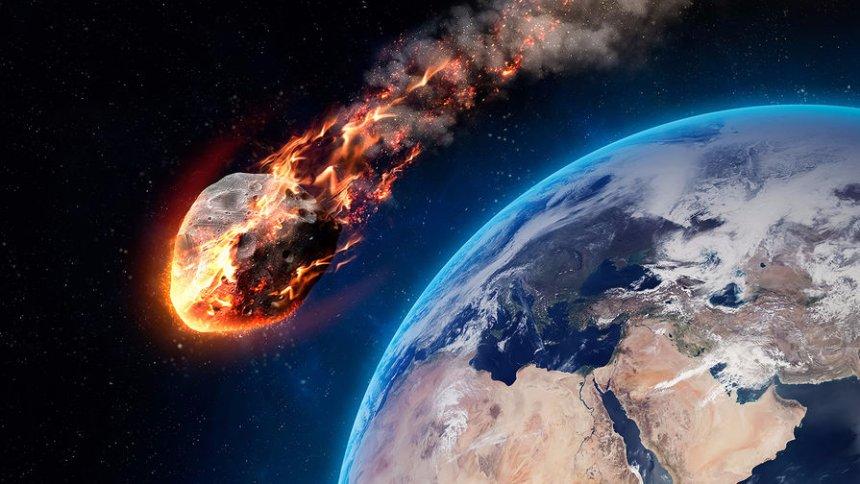 В  NASA попытаются отклонить астероид от его траектории