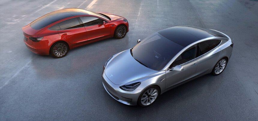 Начались продажи бюджетного электрокара от Tesla