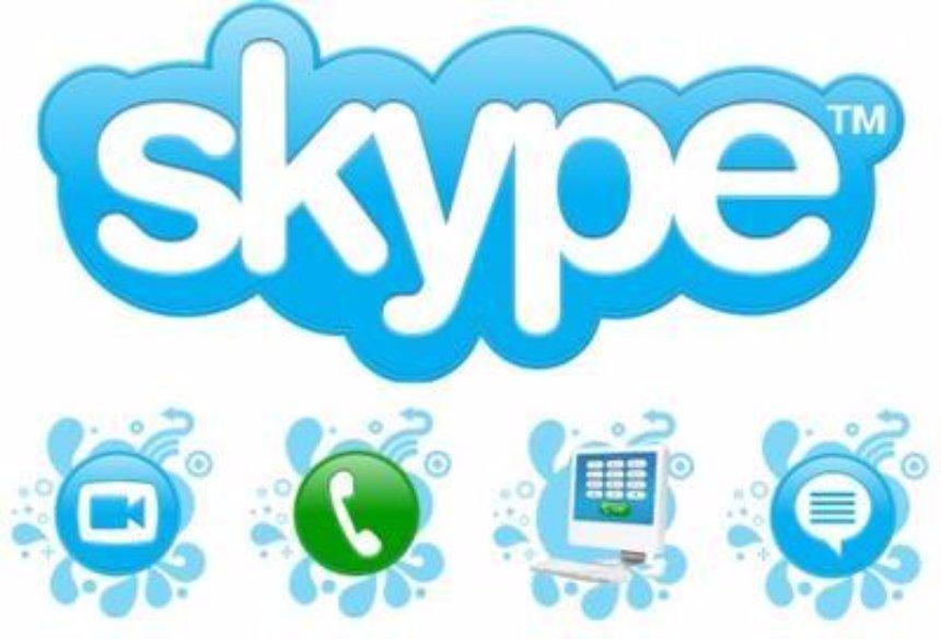 В работе Skype снова случился масштабный сбой