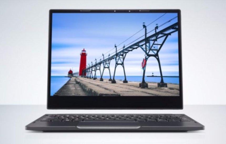 Появился первый в мире ноутбук с беспроводной зарядкой