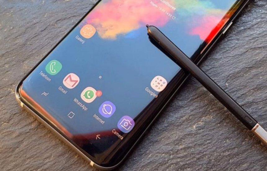 Samsung обнародовала данные о Galaxy Note8