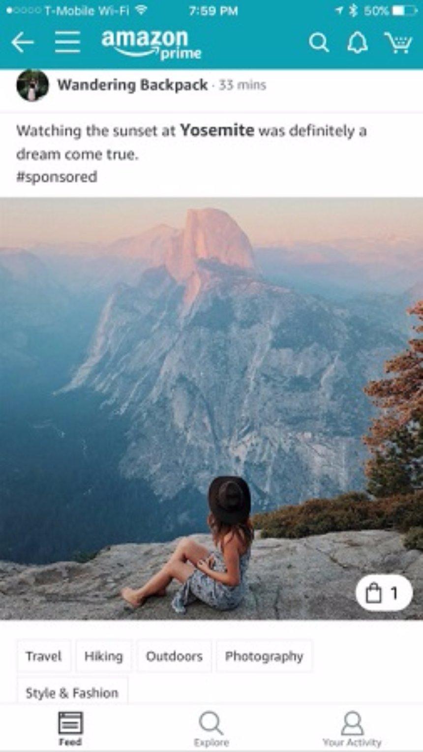 Amazon запускает собственную соцсеть Spark
