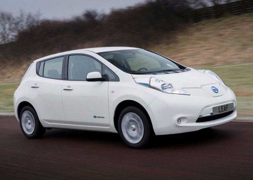 Nissan представил автомобиль без педали тормоза
